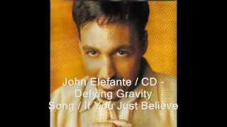 John Elefante If You Just Believe  YouTube