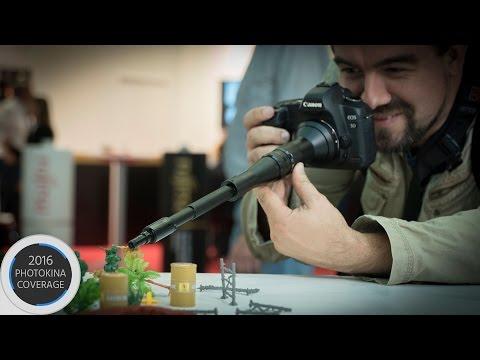 "Laowa 24mm Relay Macro ""Snorkel"" Lens"