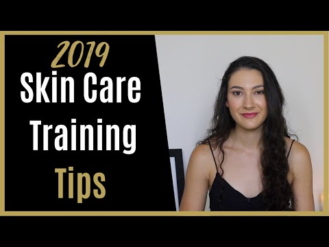 3 Skincare Training Tips (for BEAUTY THERAPISTS ... - YouTube
