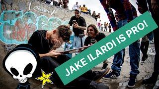 Surprise! Jake Ilardi is Pro for Blind Skateboards
