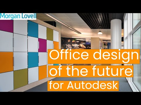 Office Design of the Future for Autodesk
