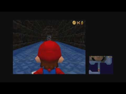 Super Mario 64 DS Walkthrough - Part 6 - Big Boo's Haunt