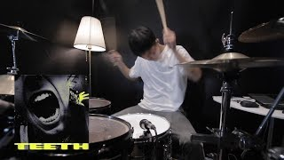 5 Seconds Of Summer   Teeth Drum Cover | Han Seungchan