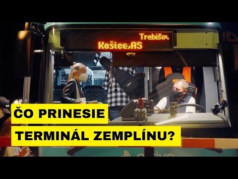 V Trebišove zmodernizujú autobusovú a železničnú stanicu