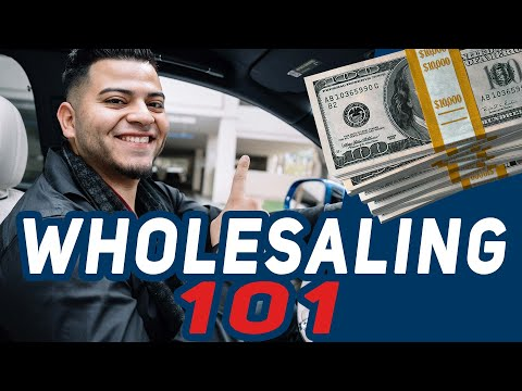 Everything You Need to Know About Wholesaling Real Estate!   Wholesale 101