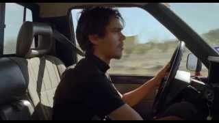 BOYHOOD - Mason goes to college ('Hero' scene)