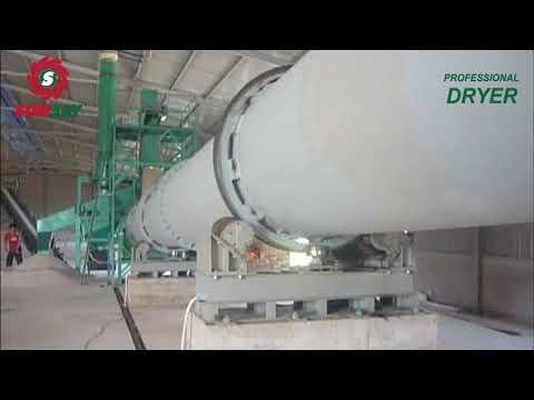Lắp đặt dây chuyền sấy cát 16 tấn/ ngày tại Bình Thuận, TP Hồ Chí Minh