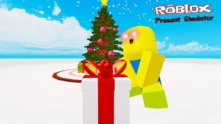 Roblox : Present Simulator จำลองการเปิดของขวัญ แล้วไม่ได้ของที่ต้องการ