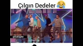 Çılgın DEDELERİN Çılgın dansı !!