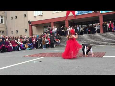 Ada& Ömer Lirik Dans Gösterisi(Ah Istanbul)