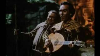 Extrait Robin des Bois et ses Joyeux Compagnons (1952) Allan, Tuck, Robin, Marian