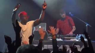 Dizzee Rascal - I Don't Need a Reason Live