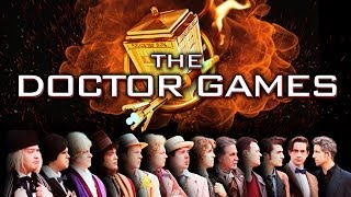 THE DOCTOR GAMES (Doctor Who/Hunger Games Parody)