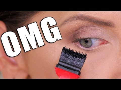 WORLD'S SCARIEST MASCARA … OMG!