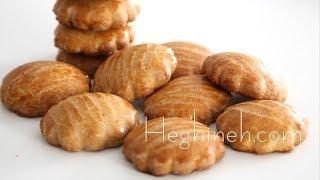Կորժիկ - Korjiki - Russian Milk Cookies - Heghineh Cooking Show in Armenian