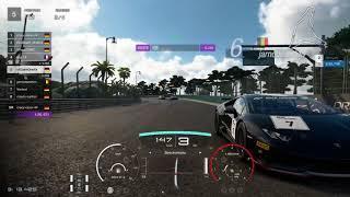 Gran Turismo Sport - Gr.4 Online Race Dragon Trail