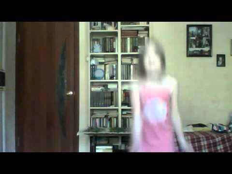 Видео с веб-камеры. Дата: 6 июня 2013г., 19:41.