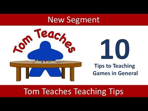 Tom Teaches Crystal Clans (Teaching Tips)