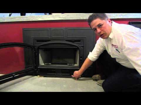 Napoleon EPI3 Wood Burning Fireplace Insert Product Review