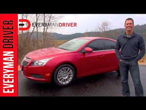 2013 Chevrolet Cruze   New Car Review   on Everyman Driver