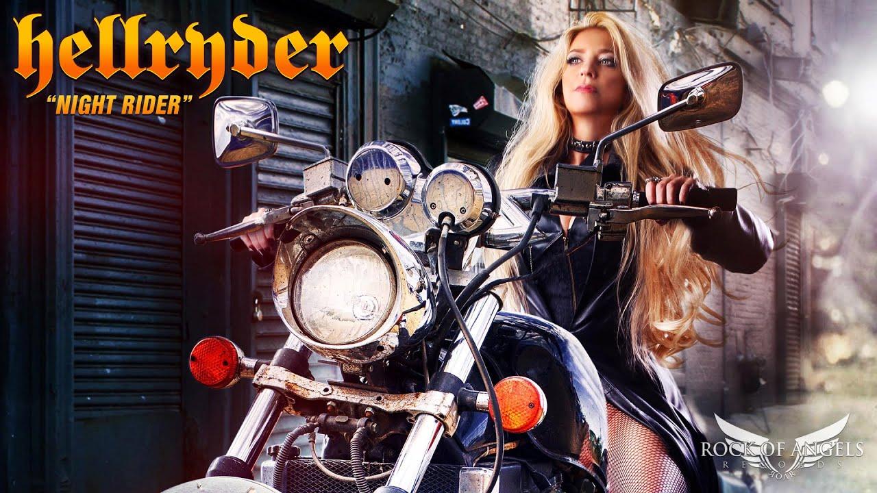 HELLRYDER - Night Rider