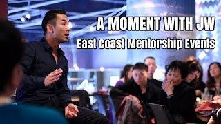 East Coast Mentorship Events
