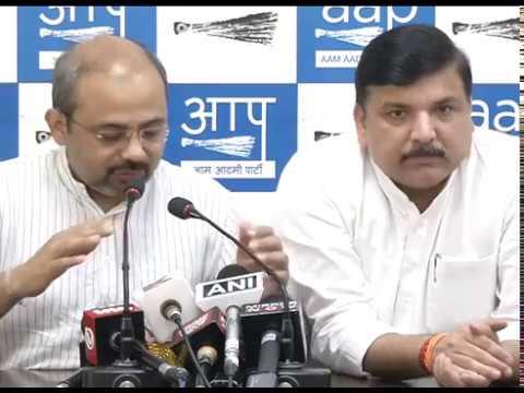 """""""दिल्ली में जो IAS ऑफिसर की स्ट्राइक चल रही है , उसके बारे में गृह मंत्री को अवगत कराया गया है """""""