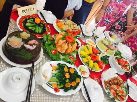 hội thi nấu ăn CTET