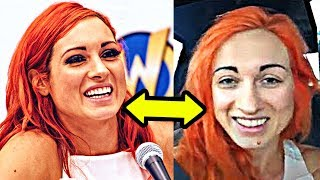 10 WWE Wrestlers Who Look WAY Different In Real Life