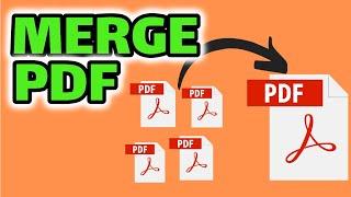 MERGE PDF: How to Merge PDF files on iPhone | Combine PDF Files {2020)