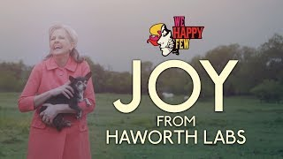 We Happy Few |  Haworth Labs: Introducing Joy