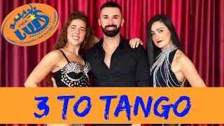 3 TO TANGO PITBULL || COREOGRAFIA + TUTORIAL || BAILA CON LUIS 20192020