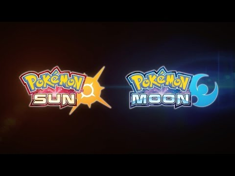 Pokémon Sun and Pokémon Moon - Announcement Trailer thumbnail
