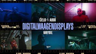 Celo & Abdi - DIGITALWAAGENDISPLAYS feat. Hanybal (prod. von m3)