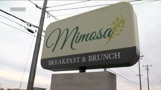 Mimosa is open for business