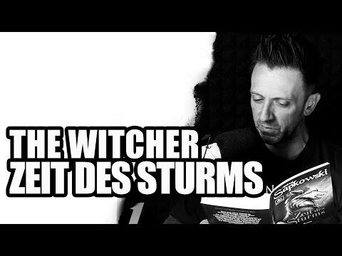 Witcher 3 Romane? Zeit des Sturms - SiriuS sagt...Vlog Deutsch