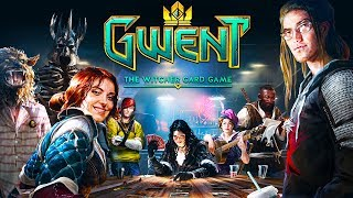GWENT - Card Game do The Witcher [ PS4 Pro - Open Beta ]
