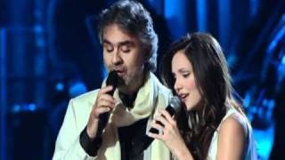 Andrea Bocelli & Katherine Mc Phee - The Prayer