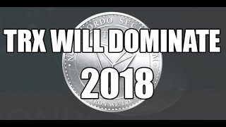 Why the Altcoin TRON (TRX) Will Rise in 2018 - Media Empire Built from Cryptocurrency?