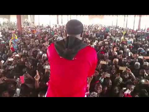 Adam A. Zango - Kano concert 2018 promo