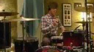 """Evan Chapman - """"Via Invested"""" by Damiera (Drum Cover)"""