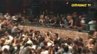 The Best of Richie Hawtin playing  Amnesia Ibiza 2011