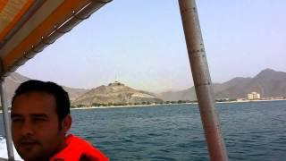 preview picture of video 'رحلة جزيرة المرجان خورفكان بلوتو حمود عمران بونواف'