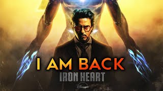 MCU's New Iron Man   Ironheart Explained   SuperHero Talks
