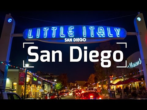 SAN DIEGO - LITTLE ITALY TRAVEL GUIDE
