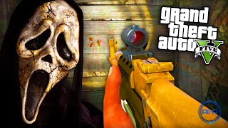 """GTA 5 Funny Moments - """"SCARY SECRET!"""" - (Grand Theft Auto V PS4 Gameplay)"""