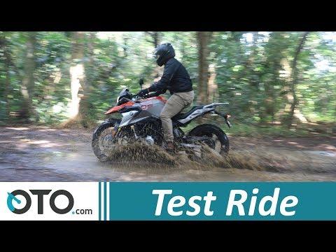 BMW G310GS | Test Ride | Offroader Nyaman | OTO.com