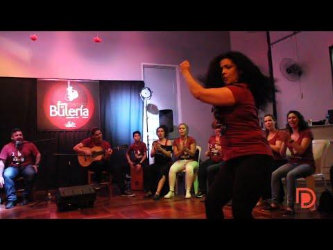 Cobertura 2ª Festa da Buleria - Perla Flamenca