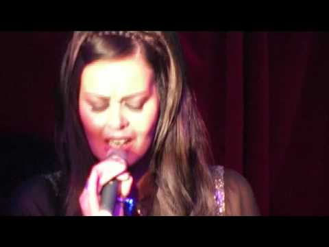 Tara London performs 'Ordinary Girl' live at her album launch party!