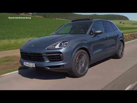 2020 Porsche Cayenne S - Review, Fahrbericht, Test